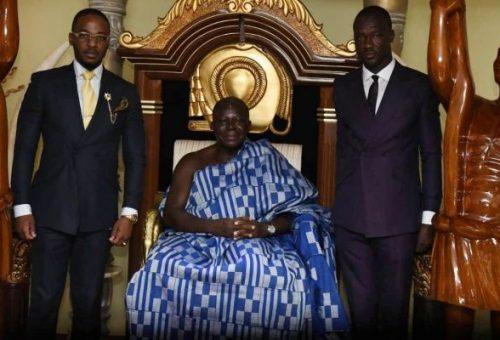 Otumfuo Set For Peace Award For His Role In Dagbon Peace Process